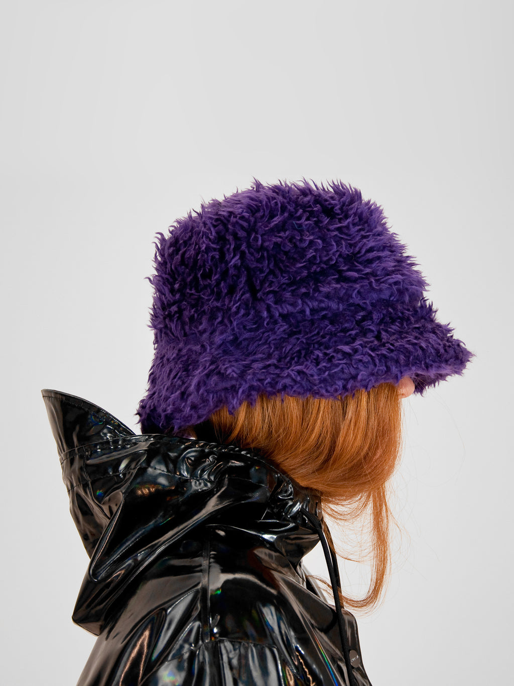 Bucket Hat / Purple Plush