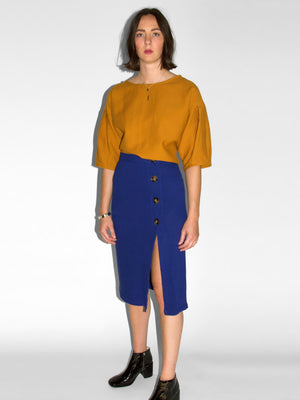 Callahan - Sofia Skirt / Blue