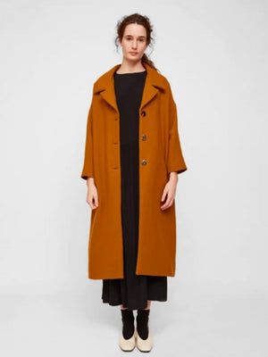 Rita Row - Car Coat / Ochre