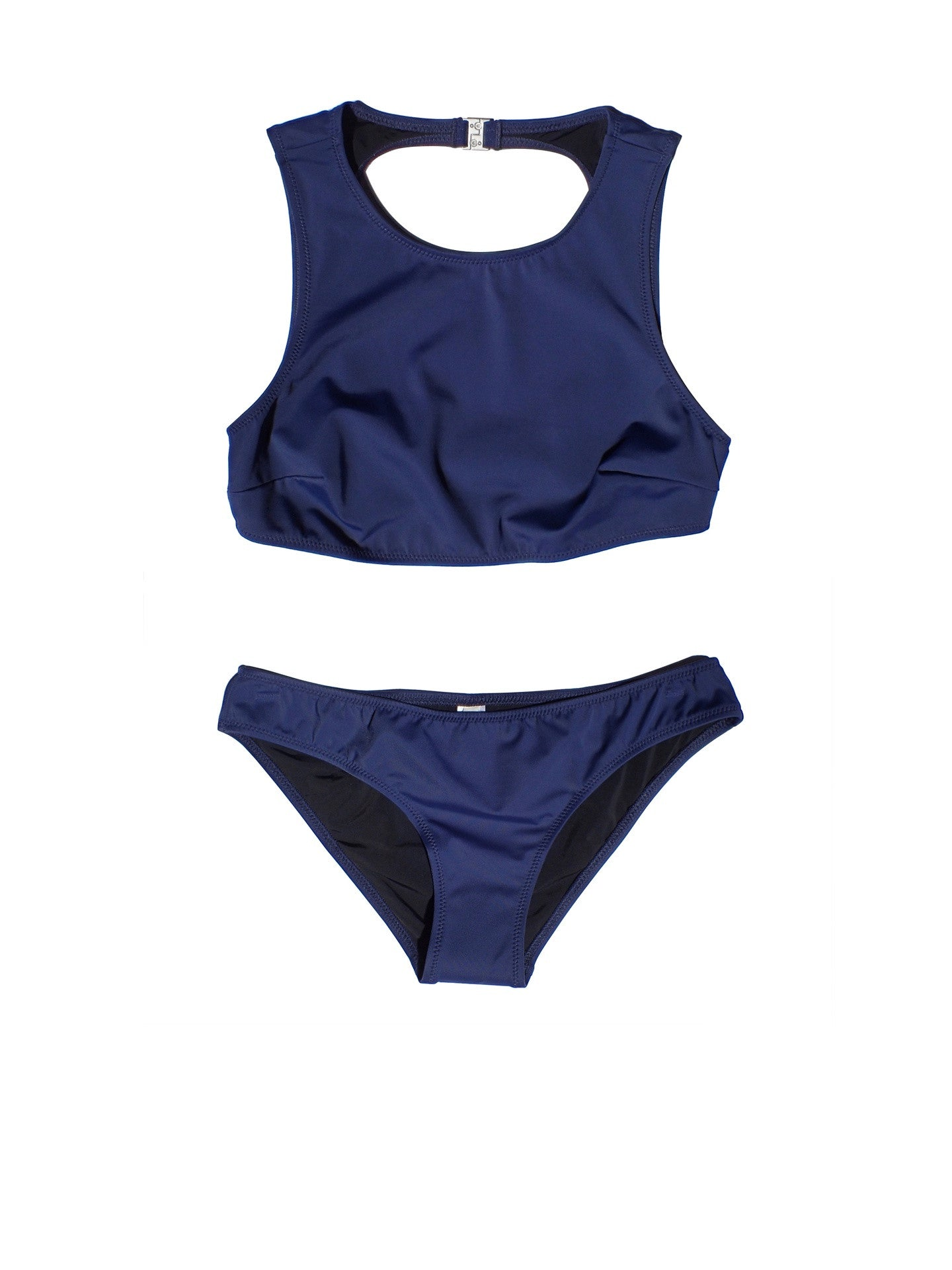 Solid & Striped - The Olivielle Bikini / Navy