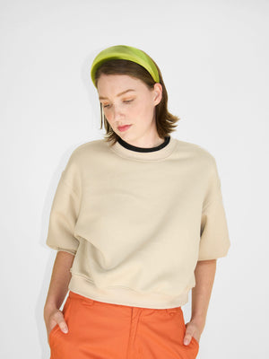 Combs Sweatshirt / Sand