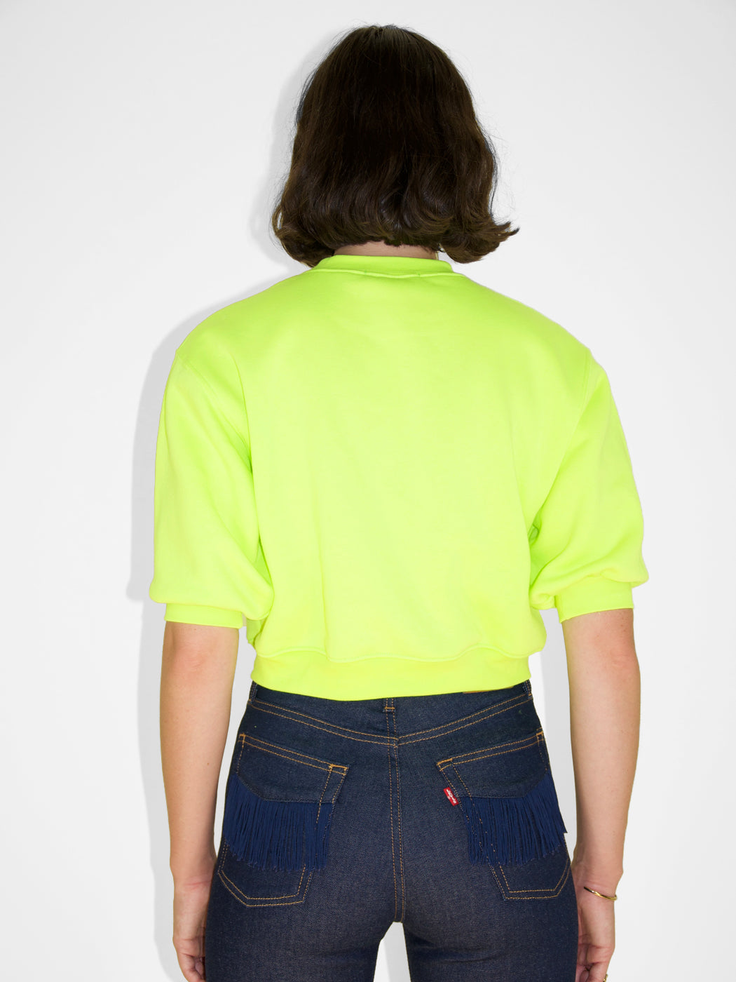 IGWT - Combs Sweatshirt / Day Glo