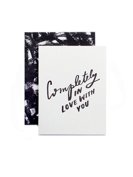 Moglea - Completely In Love Card
