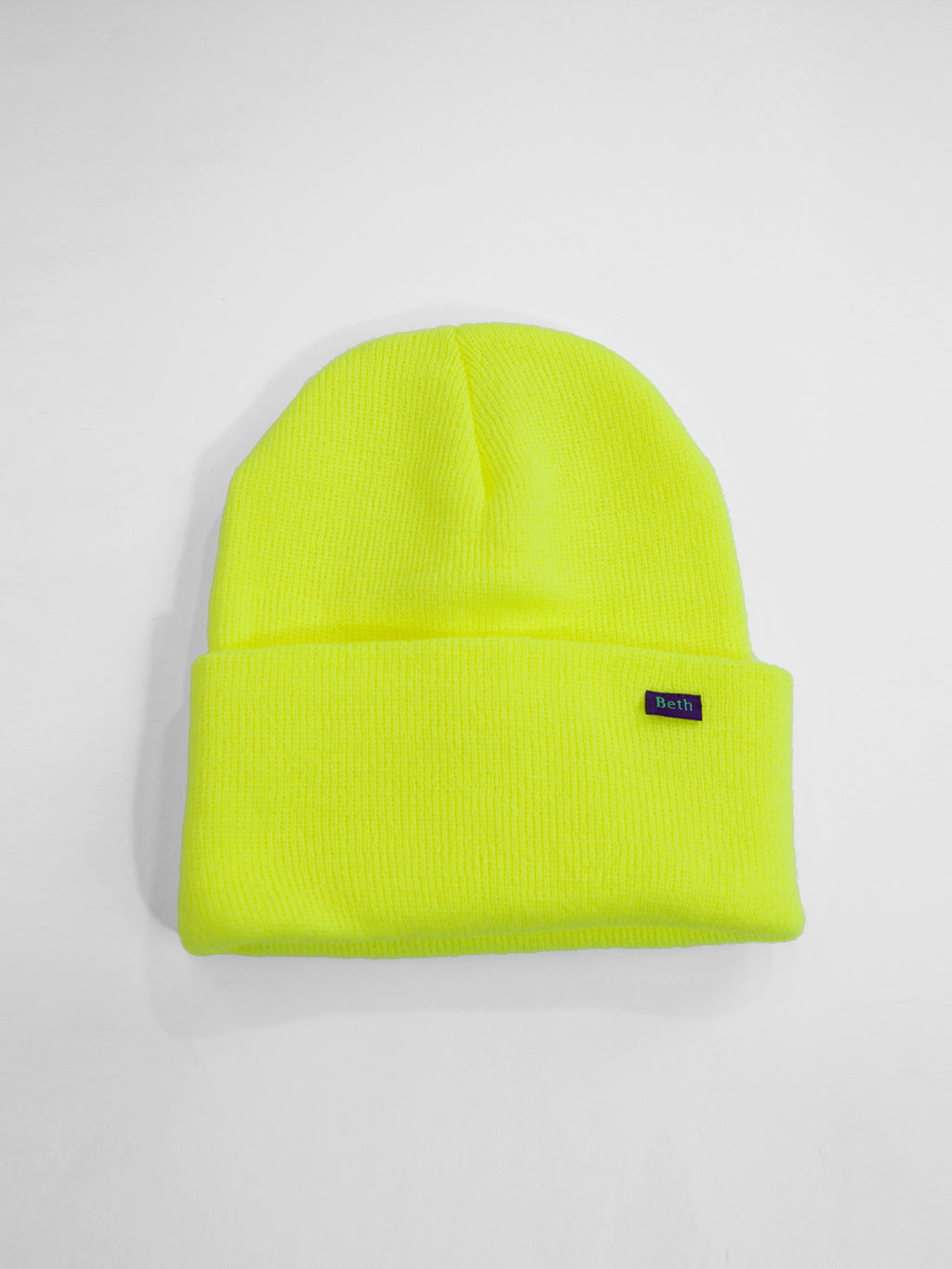 Beth - Tuque / Day Glo