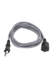 Kikkerland - Braided Extension Cord