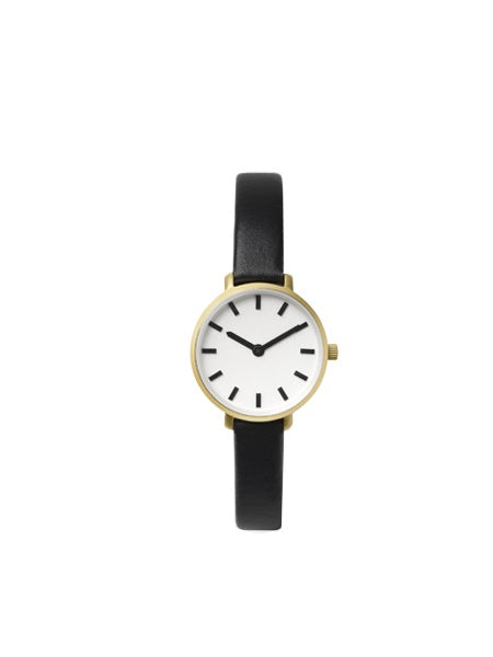 Breda - Beverly Watch / White & Black