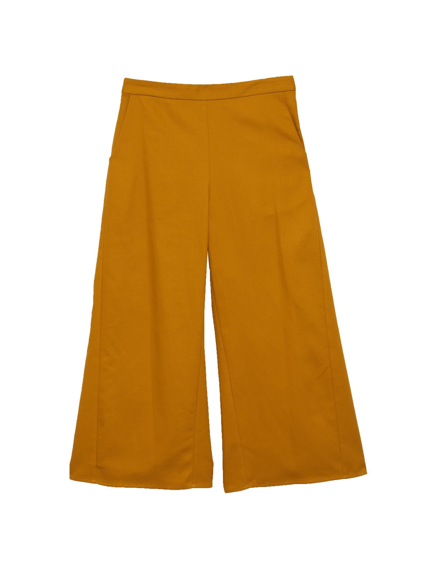 Lisle Pants / Yellow Twill