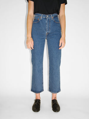 Levi's - Ribcage Straight Ankle / Georgie
