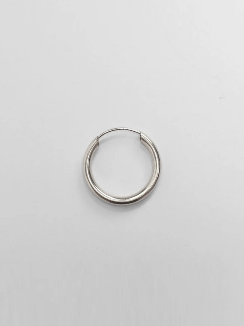 Endless Hoop 16mm / Sterling Silver