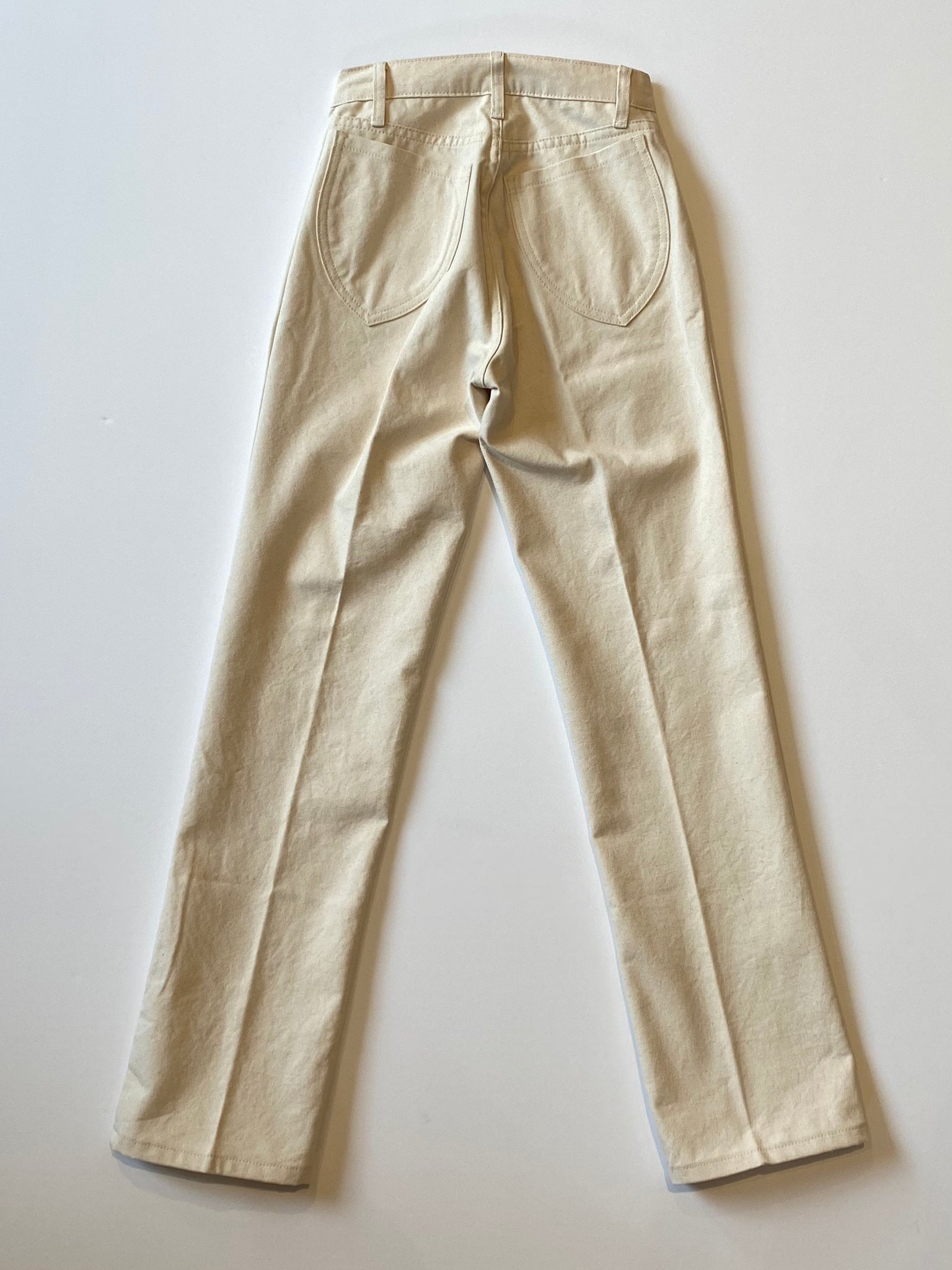 Lykke Wullf - Ranch Pant / Natural
