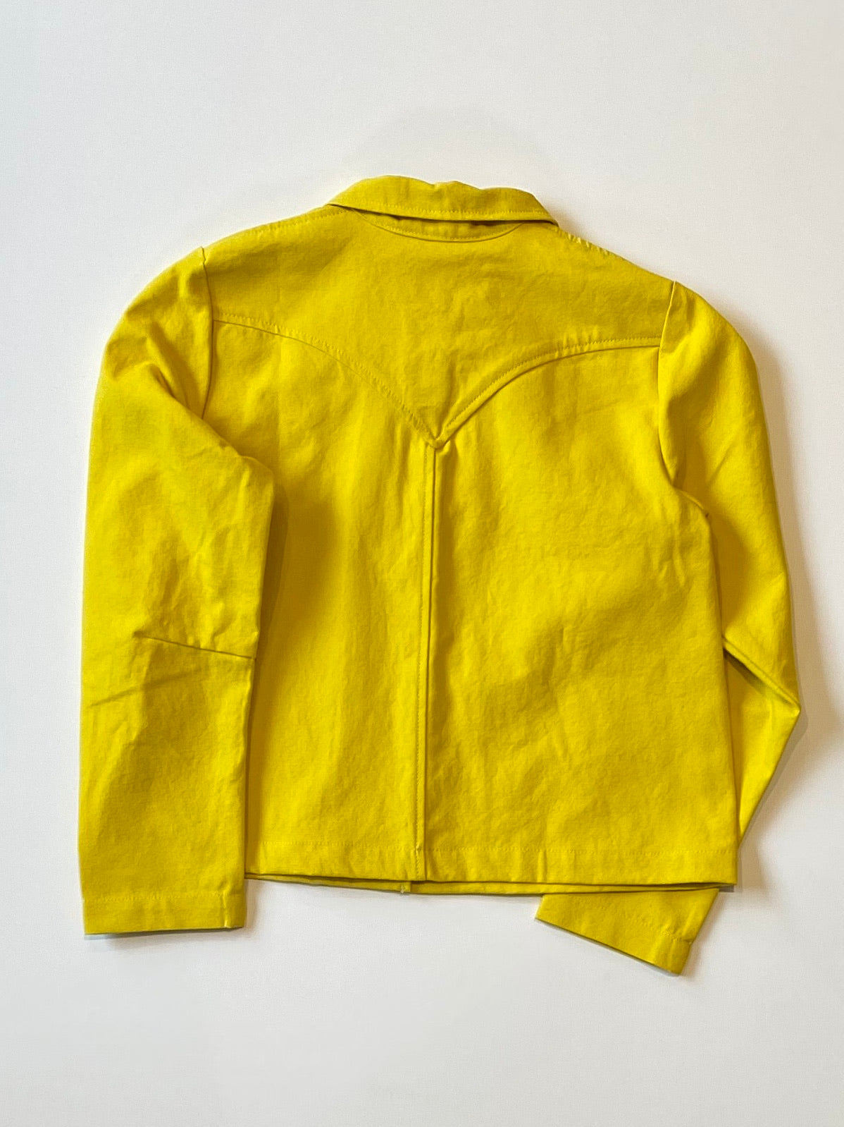 Lykke Wullf - Shrunken Ranch Jacket / Sulphur
