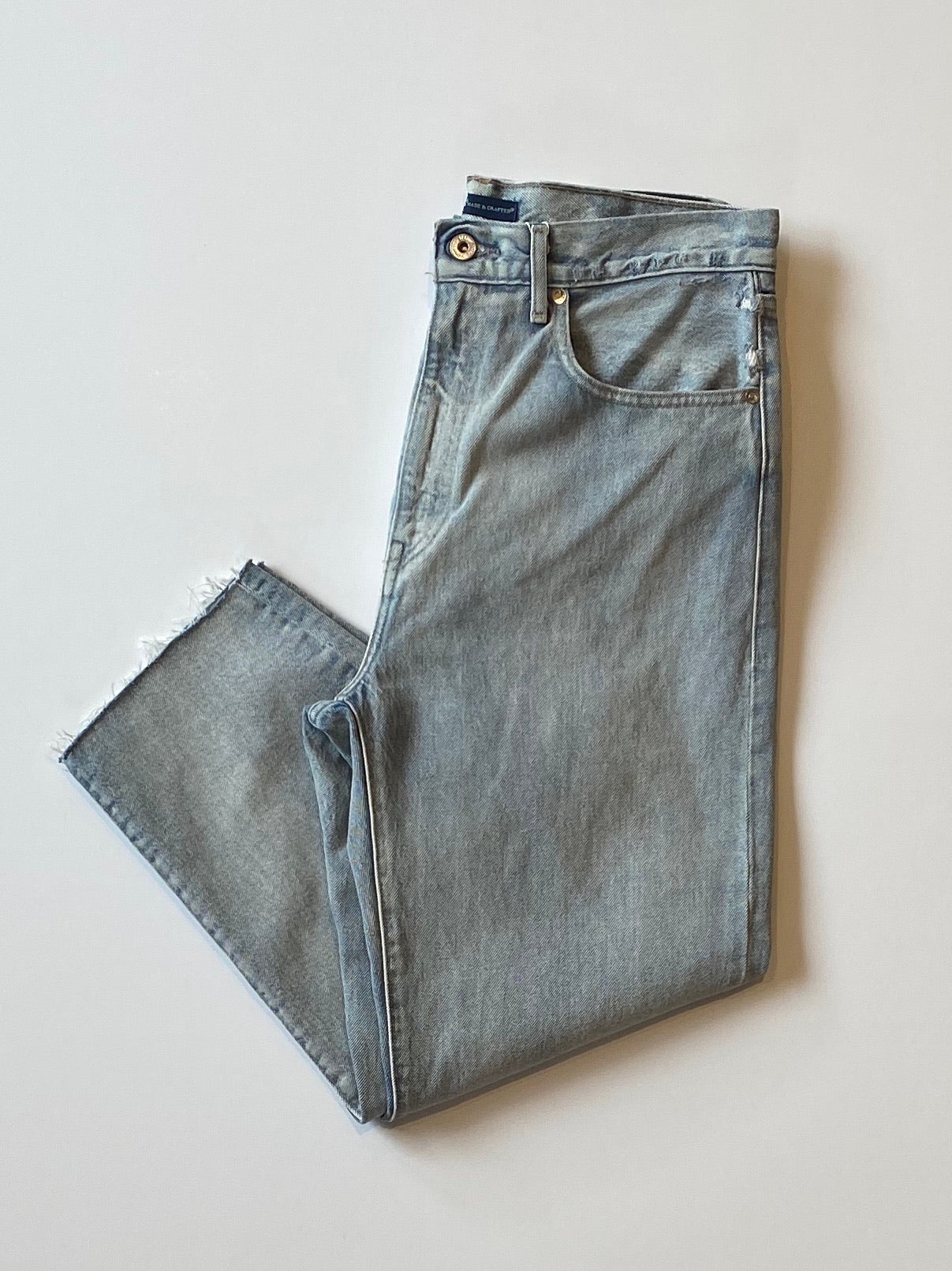 Levi's Made & Crafted - Barrel Jeans / Crisp Sky