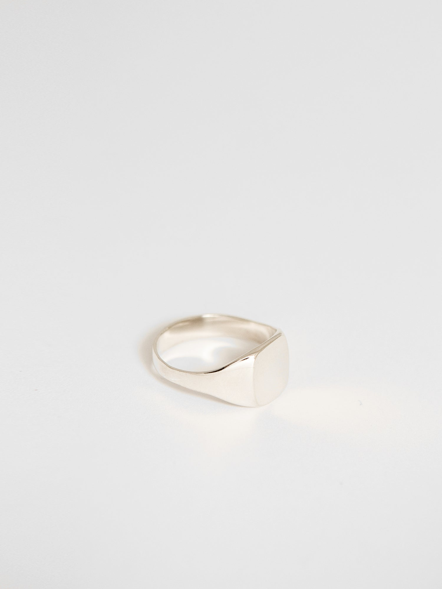 Initial Ring / Sterling Silver