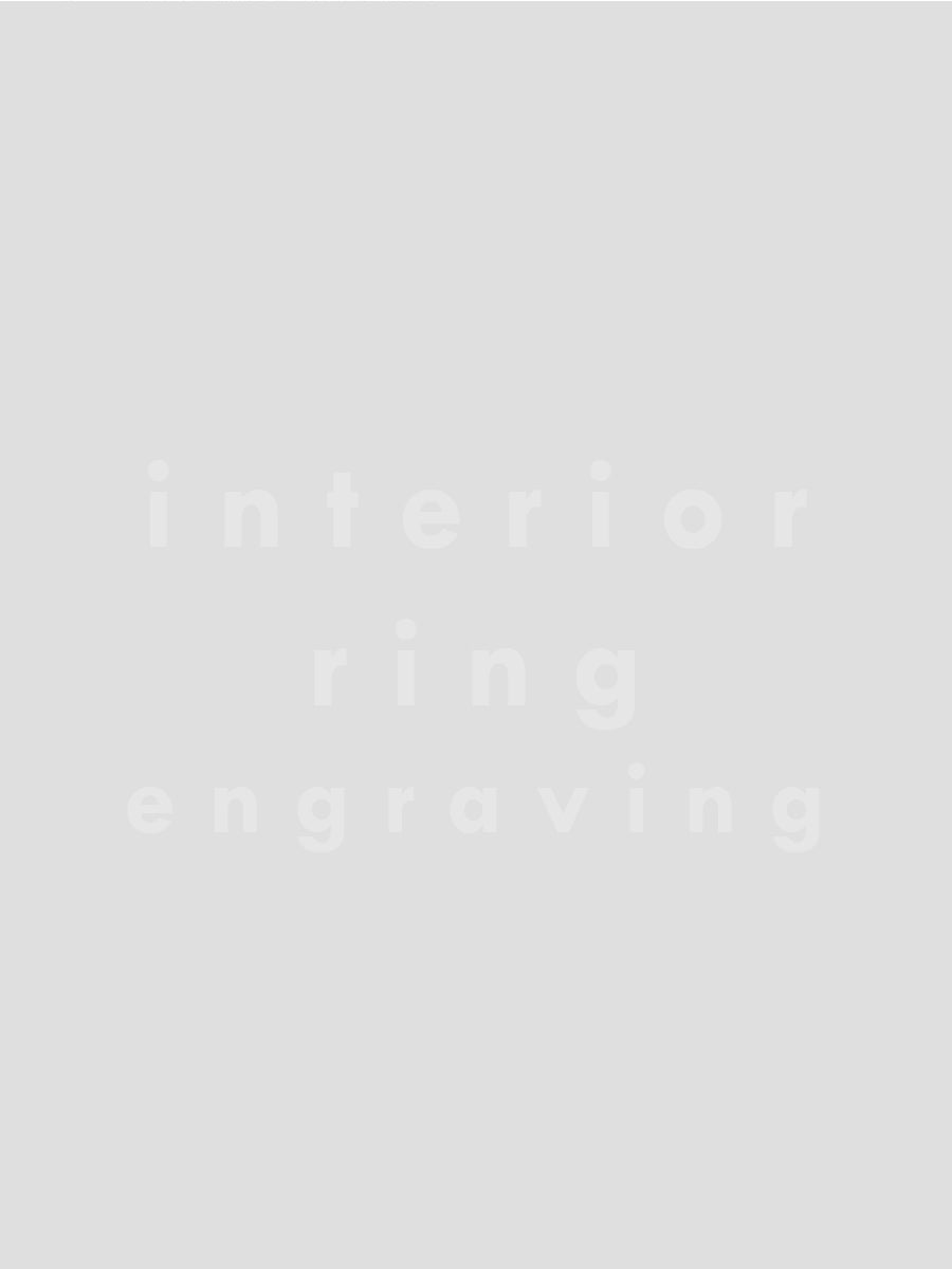 Engraving: Ring Interior