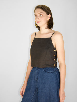 Mate - Issa Top / Black