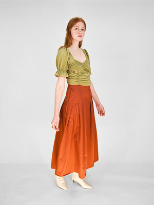 Kourt - Maria Skirt / Orange