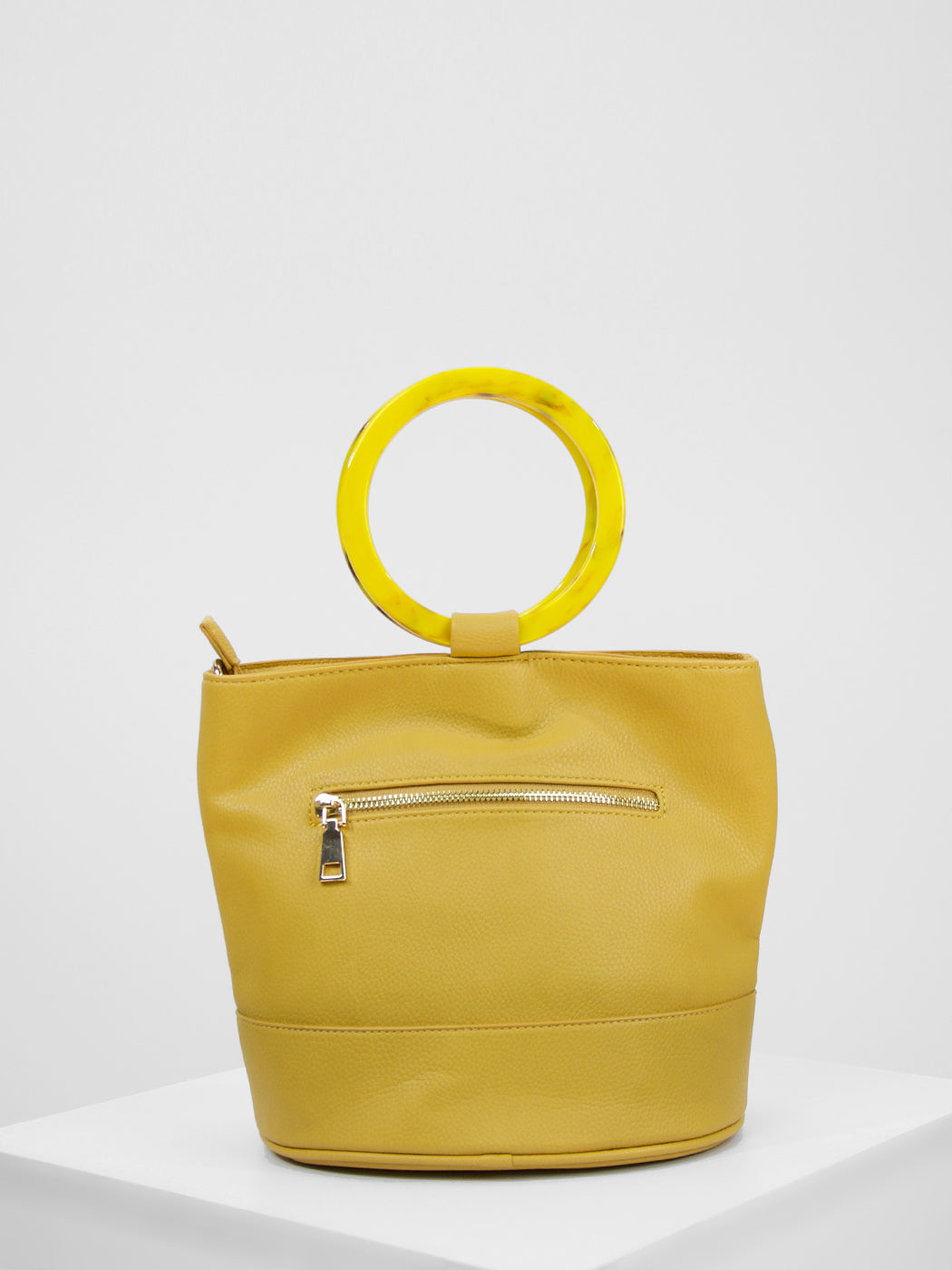 Level Bucket Bag
