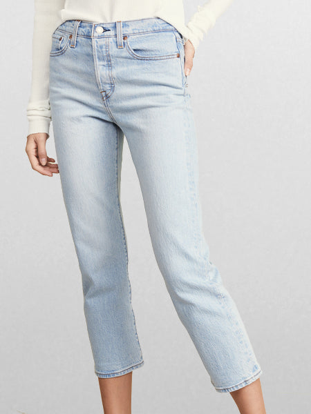 Levi's - Wedgie Straight Jean / Dibs