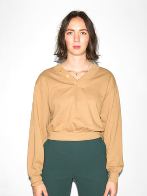 Mate - Dylan Sweater / Pecan