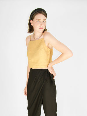 Mate - Issa Top / Ochre