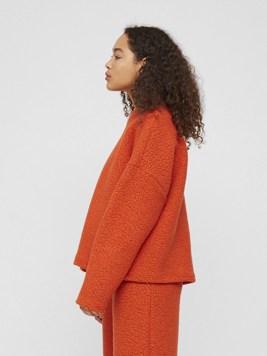 Rita Row - Sweatshirt / Orange