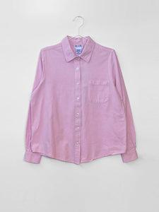 IGWT Vintage - Long Sleeve Button Down / Baby Pink