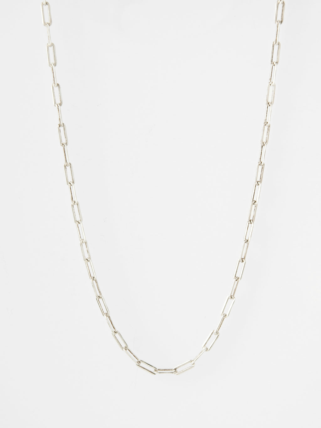 Riva Chain / Sterling Silver