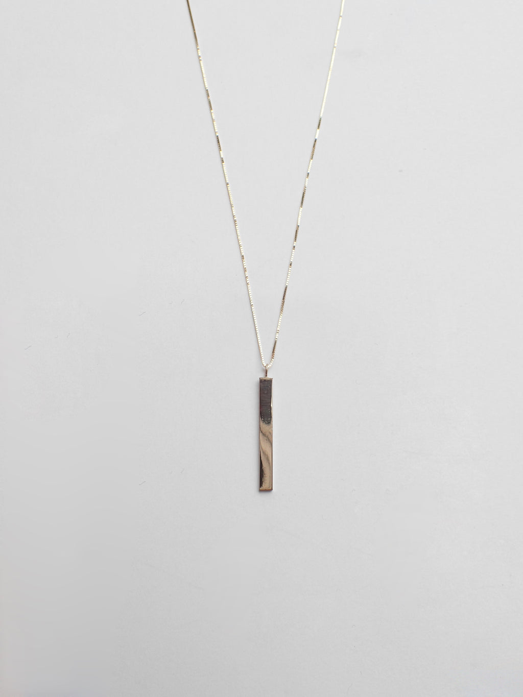 Scottie Necklace / Gold
