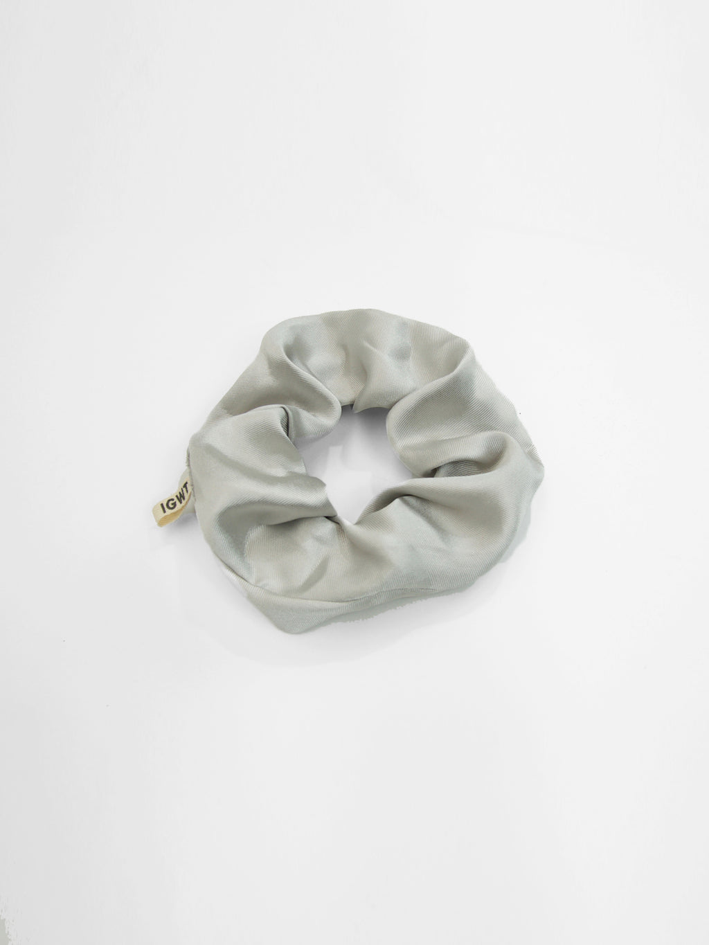 IGWT - Scrunchie / Shark Grey Mikado