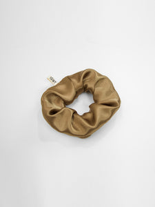 IGWT - Scrunchie / Bronze Satin