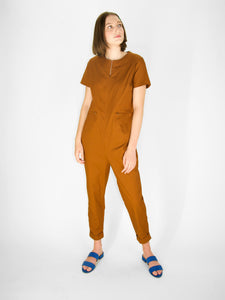 IGWT - Simon Jumpsuit / Clay