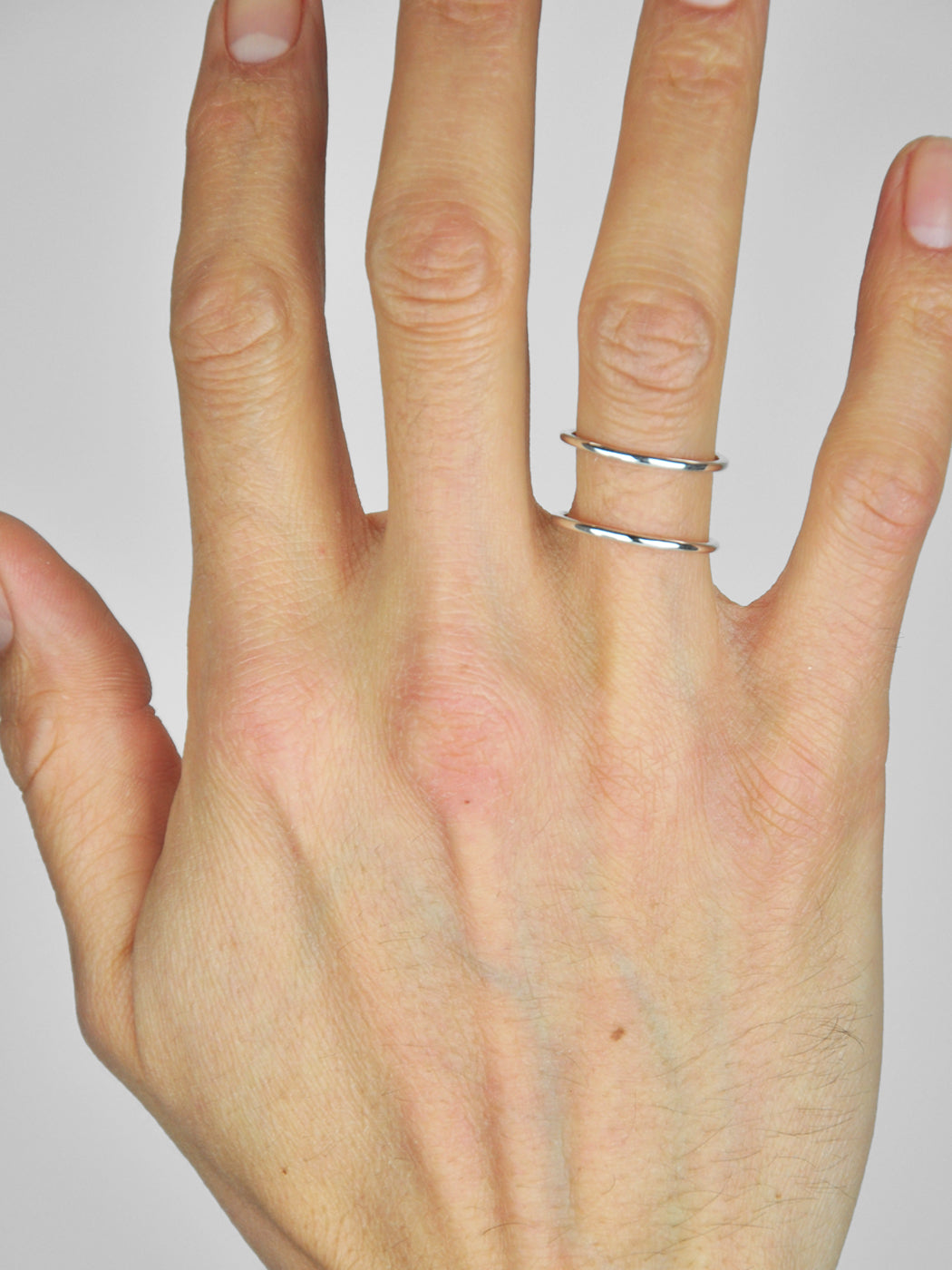Spacer Ring / Silver