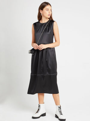 CAARA - Piper Dress / Black