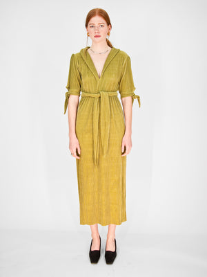 Tach - Calendula Dress / Pistachio