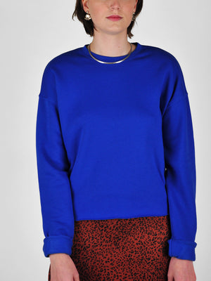 YES!!! - Torres Sweatshirt / Blue