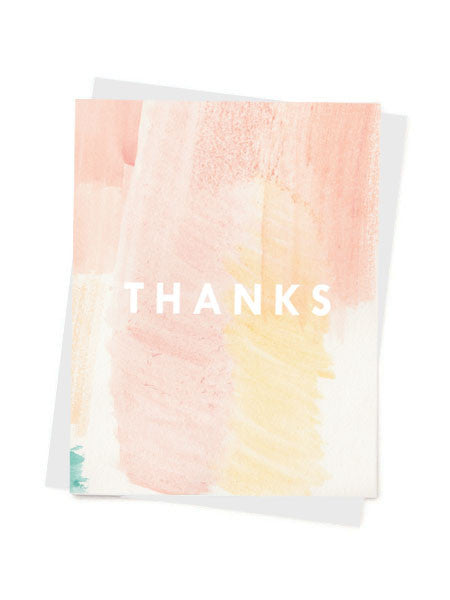 IGWT - Thanks Card