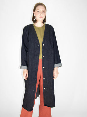 YES!!! - Wrigley Coat / Denim