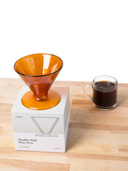 Yield - Double-Wall Pour Over / Amber