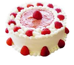 Strawberry  Cake 1/2 Kg