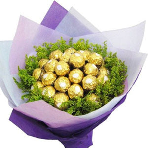 24 Ferrero Rocher Bunch