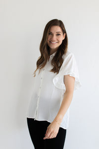 Kate Button Down Top