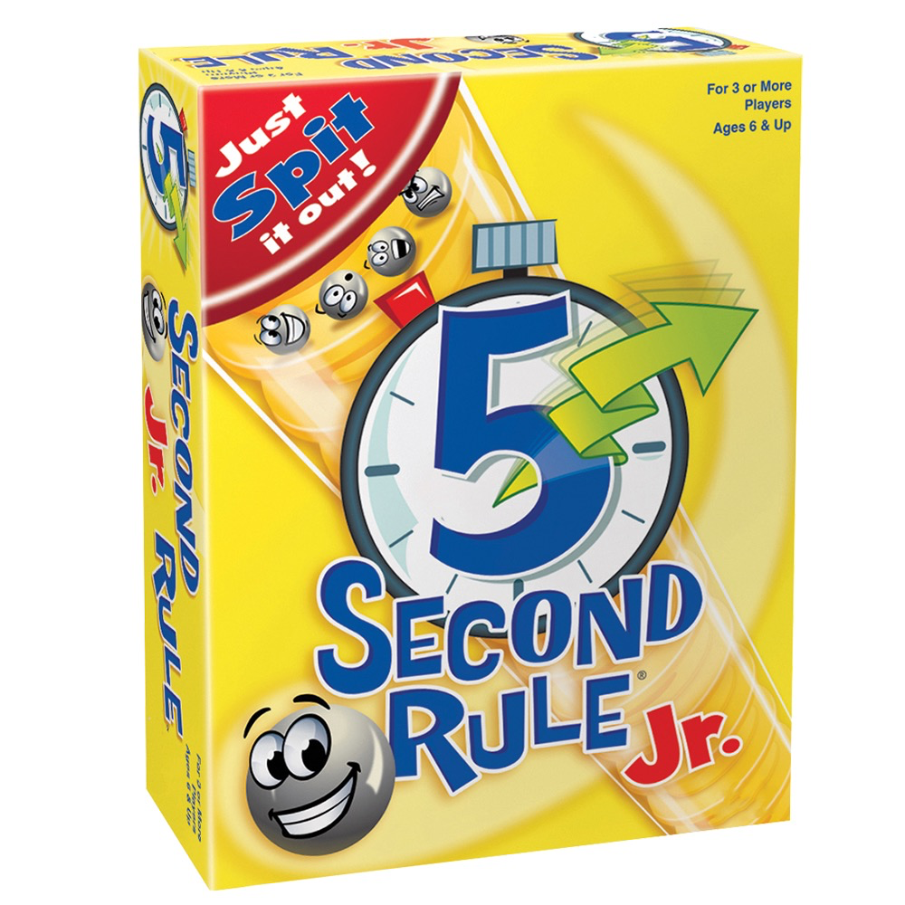 5 Second Rule JR (Bilingual)