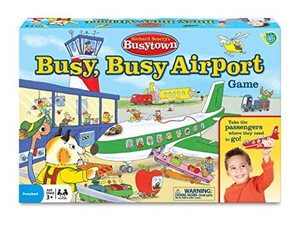 Richard Scarry's Busytown® Busy, Busy Airport Game