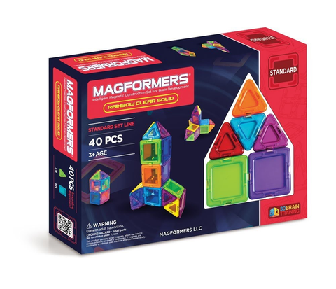 Magformers Window Set Line 40pcs
