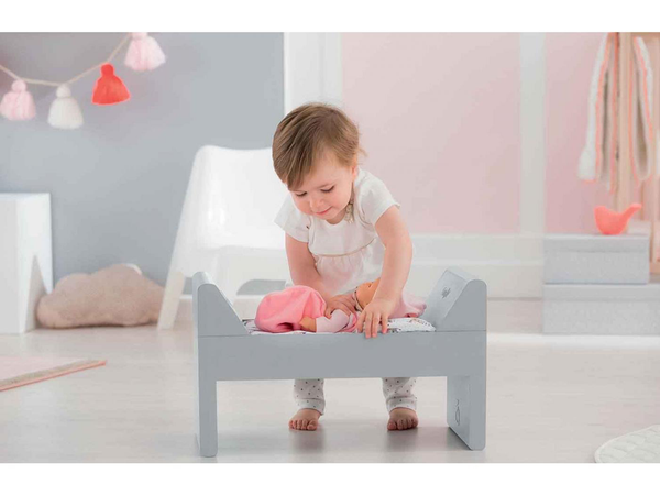 "BB12""-14""-17"" Crib & Bed"