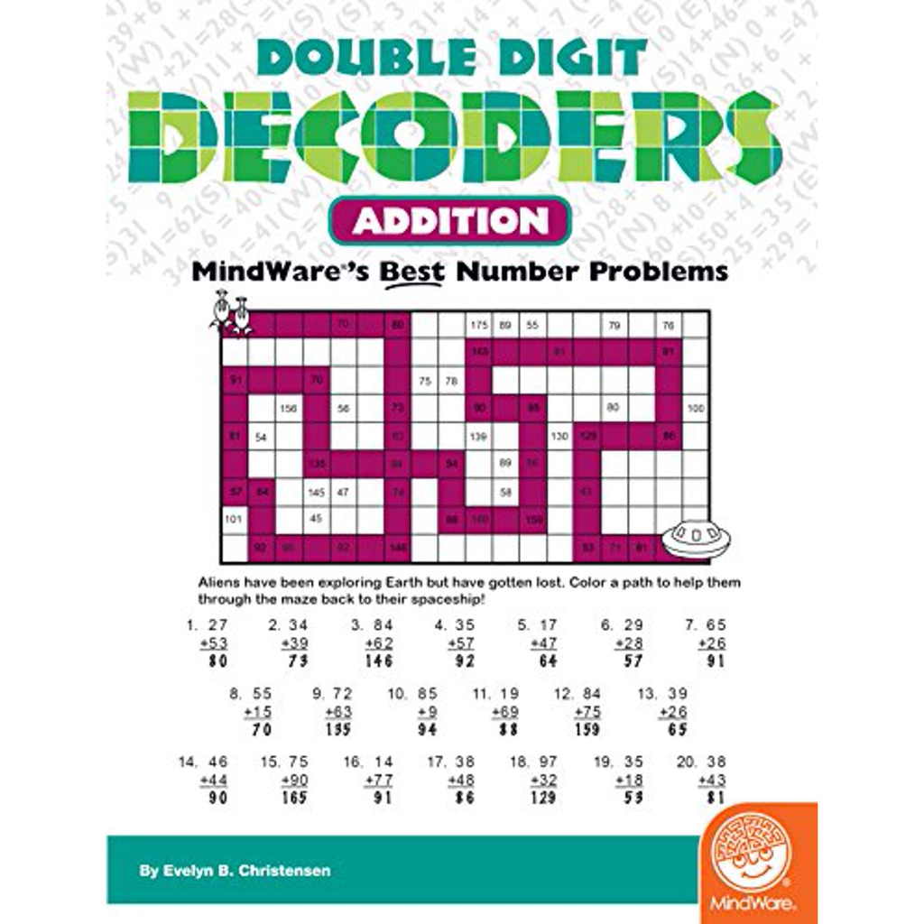 Double Digit Decoders: Addition