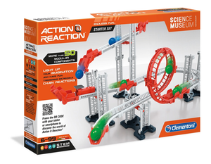 Clementoni ACTION & REACTION STARTER SET