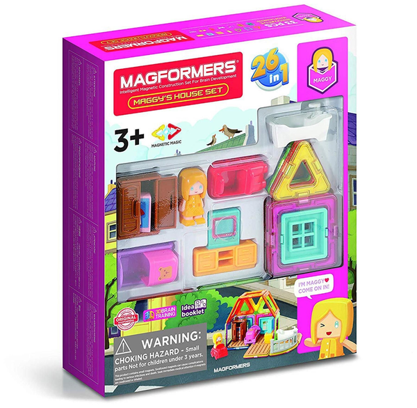 Magformers Magformers Maggy's Mansion