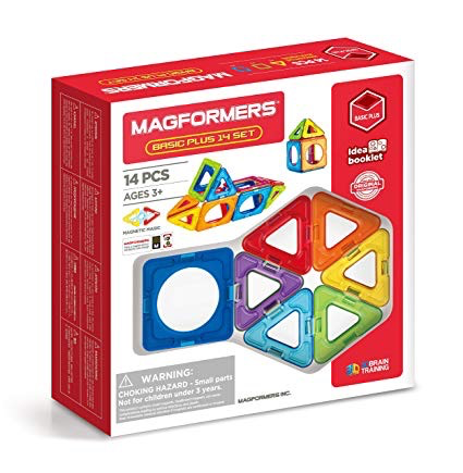 Magformers Basic Plus 14 Set