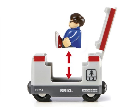 Brio  Railroad Starter Set